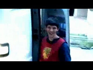 Colin Morgan & Bradley James funny